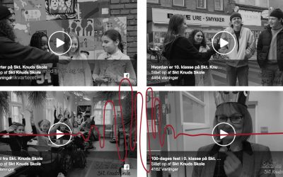 Video fra elev til elev – når eleverne selv fortæller om skolen